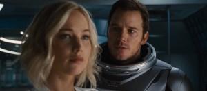 Movie Review: Passengers.