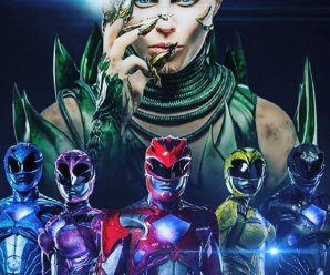 Coming Soon Trailers:  Power Rangers, CHiPS, Life.