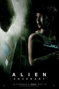 Movie Review: Alien - Covenant.