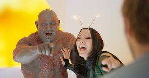 Drax and Mantis