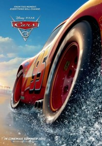 Coming Soon Trailers: Cars 3, Rough Night, All Eyez on Me.