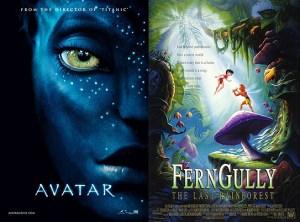 Fern Gully, Avatar