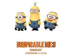 Box Office Wrap Up: Despicable Me 3 Raises, The House Folds.