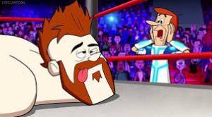Jetsons & WWE