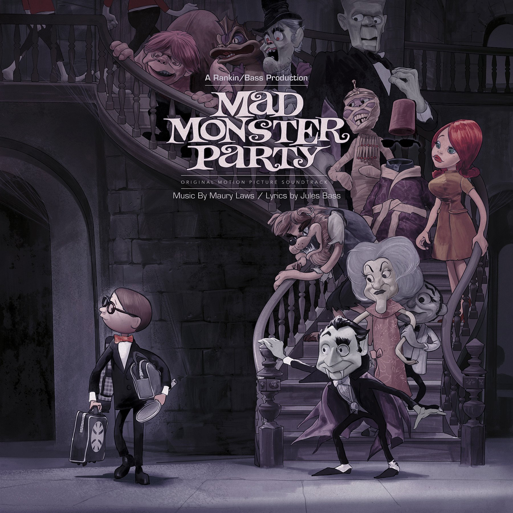 Retro Review Rankin Bass Mad Monster Party