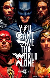 Coming Soon Trailers: Justice League, Wonder, The Star.