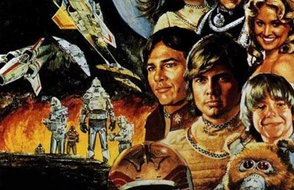 Retro Review: Battlestar Galactica (1978).
