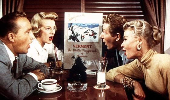 White Christmas 1954.Retro Review White Christmas 1954