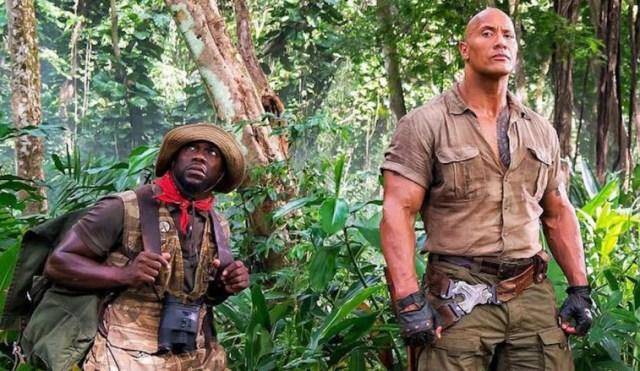 Box Office Wrap Up: Jumanji, Insidious Key to Strong Start.