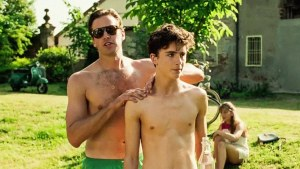 Movie Review: Call Me By Your Name.