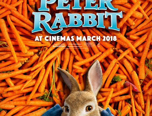 Coming Soon Trailers: Peter Rabbit, The 15:17 to Paris.