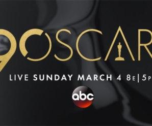 2018 Oscar Live Blog – 90th Academy Awards.