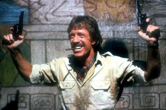 Chuck Norris, Firewalker