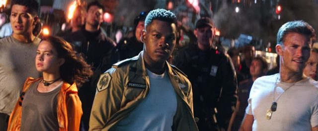 Movie Review: Pacific Rim Uprising.