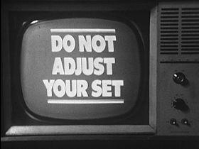 TV Retro Review: Do Not Adjust Your Set