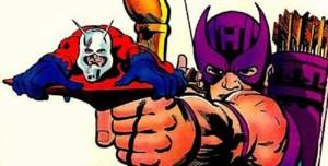 Hawkeye Ant-Man