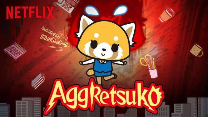 Bing or Purge?: Aggretsuko.
