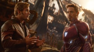 Box Office Wrap Up: Avengers - Infinity and Beyond!