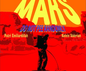 Short Film Review: Mars (Don't Pee Randomly!)