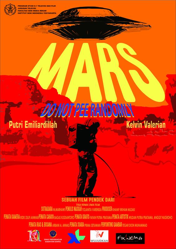 Short Film Review: Mars (Don't Pee Randomly!)