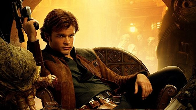 Box Office Wrap Up: Solo Flies Under Expectations at Box Office.