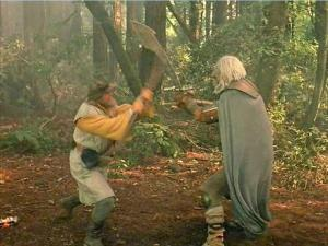 Movies That Ruined My Childhood: Ewoks - The Battle for Endor (1985).