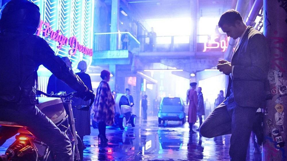 VOD Double Feature: Mute, The Titan (Netflix).