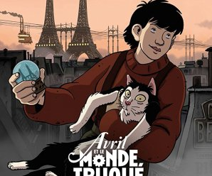 VOD Review: April and the Extraordinary World