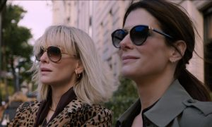 Box Office Wrap Up: Ocean's 8 Swipes1st Place.