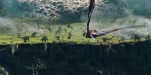 Box Office Wrap Up: Jurassic World-Wide.