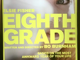 eighth grade movie review