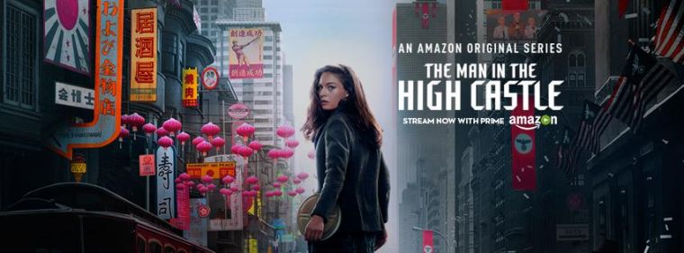 What's New On Amazon Prime - Man in the high castle season 2