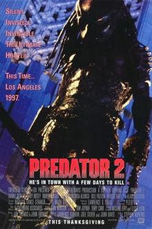 Retro Review Double Feature: Predator 1 & 2.