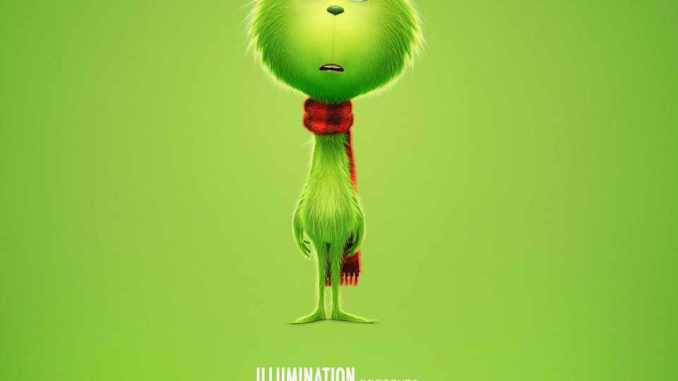 Coming Soon Trailers: The Grinch, Overlord, Girl in the Spider's Web.