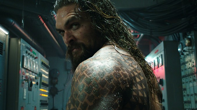 Box Office Wrap Up: Aquaman Edges Escape Room for Threepeat