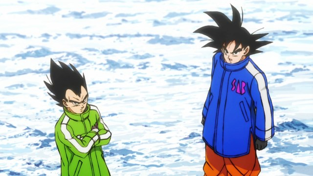 Movie Review: Dragon Ball Super - Broly.