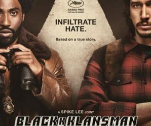 VOD Review: BlacKkKlansman