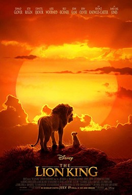 Coming Soon Trailers: The Lion King.