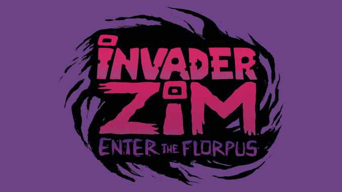 Invader Zim - Enter the Florpus.