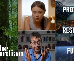 Short Film Review: Greta Thunberg and George Monbiot on Climate Action.