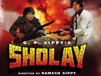 Retro Review: Sholay (1975).