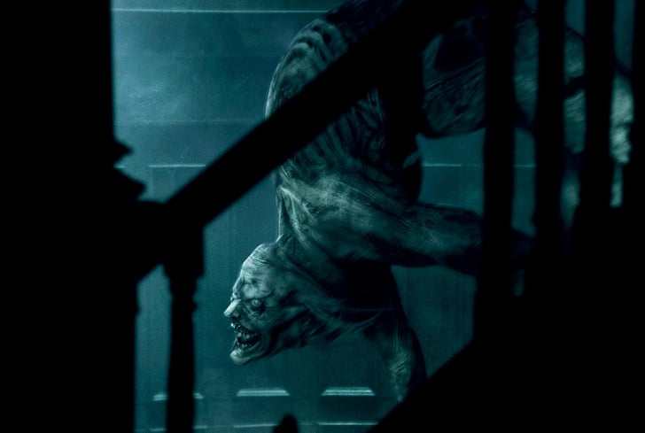 Movie Leftovers: Scary Stories to Tell in the Dark.
