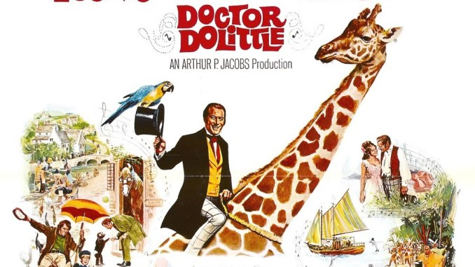 Retro Review: Doctor Dolittle (1967)