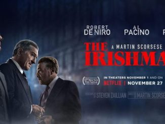 Existential Review: The Irishman.