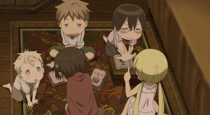 Binge or Purge?: Made in Abyss.