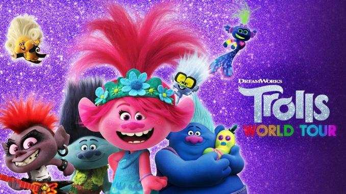 Coming Soon Trailers: Trolls World Tour.