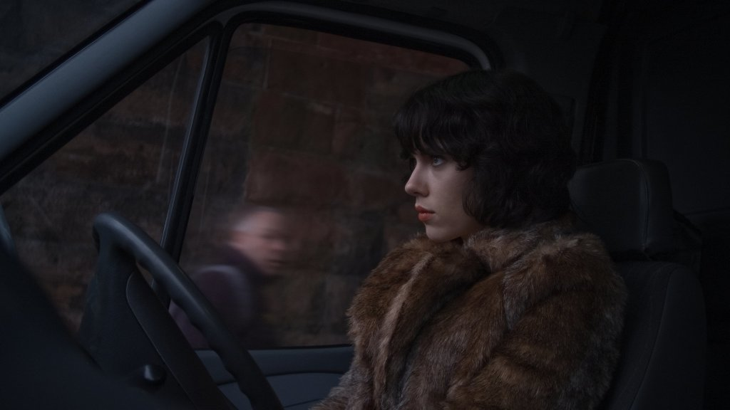 Movie Review: Under the Skin.