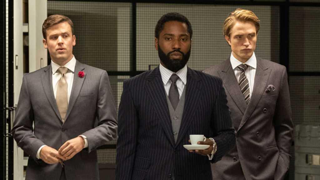 Box Office Wrap Up: Tenet Breaks Ground.
