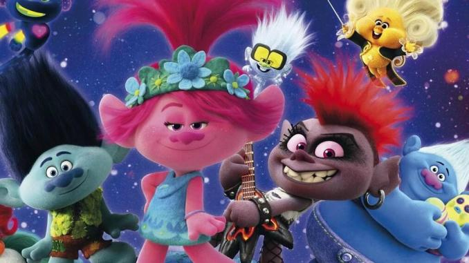 Movie Leftovers: Trolls World Tour.