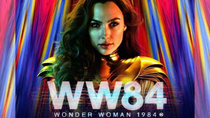 Movie Review: Wonder Woman 1984.